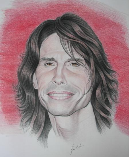 Steven Tyler par johnnydraws